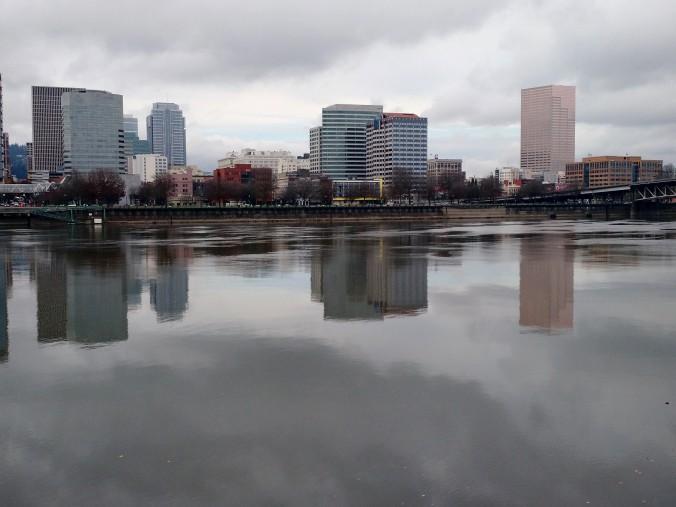 Portland, a big city