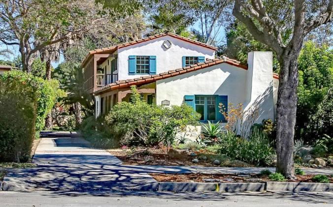 Our Santa Barbara house