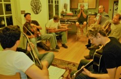 We started a small house jam in 2010