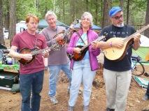 Never too many mandolins