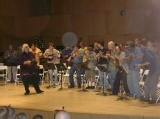 At Grisman's Mandolin Symposium