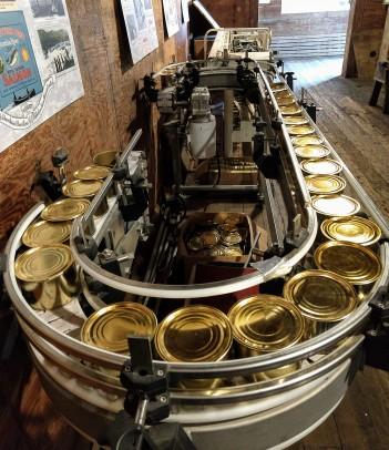 Historic canning