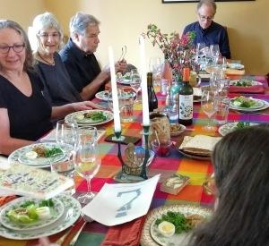 Family Passover Seder