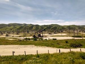 California oil