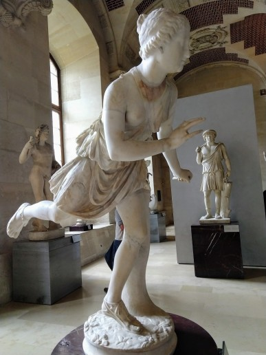 Louvre Atalanta 2nd century