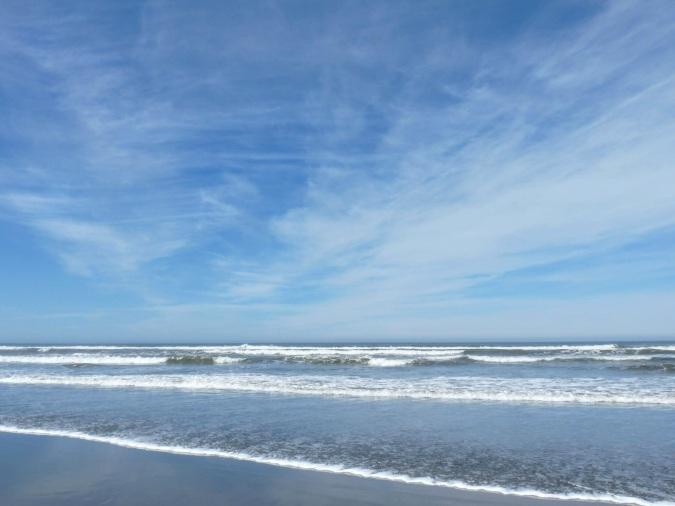Oregon coast, photo by Alan